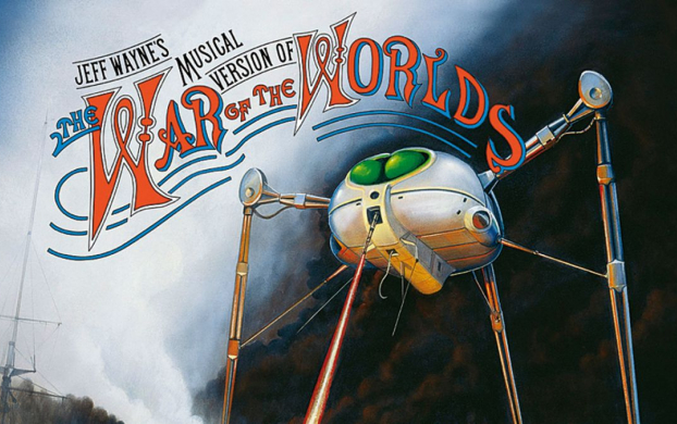 Jeff Wayne's - The War of the Worlds